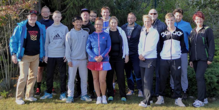 Teilnehmer des 61.Turniers