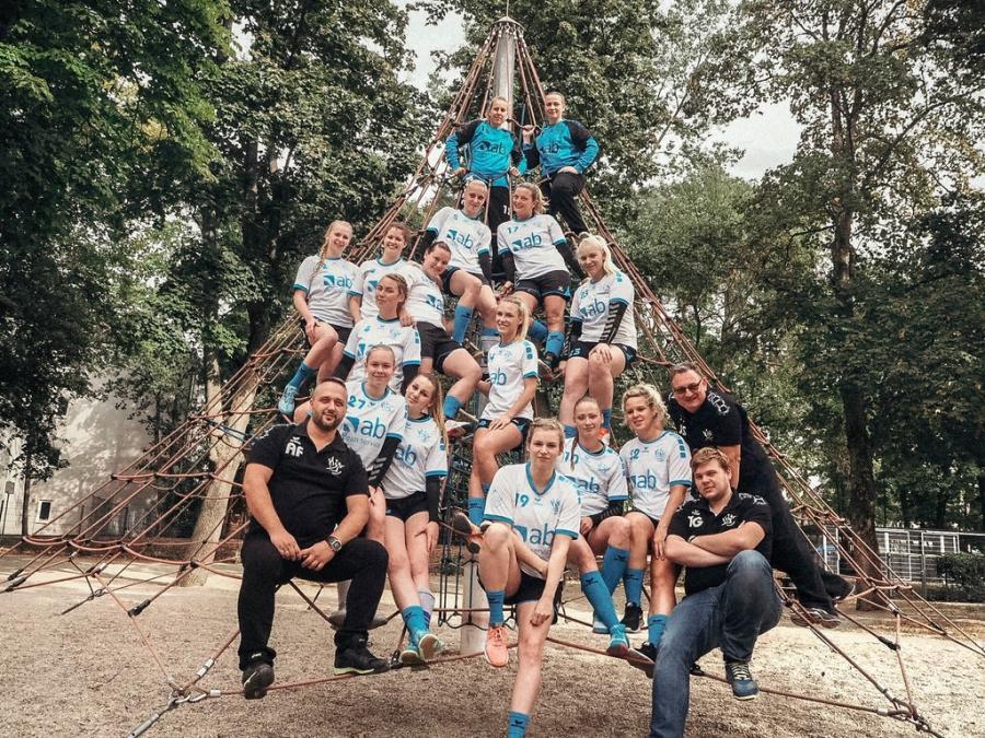 Handball Sportverein Falkensee E V 1 Frauen Des Handball