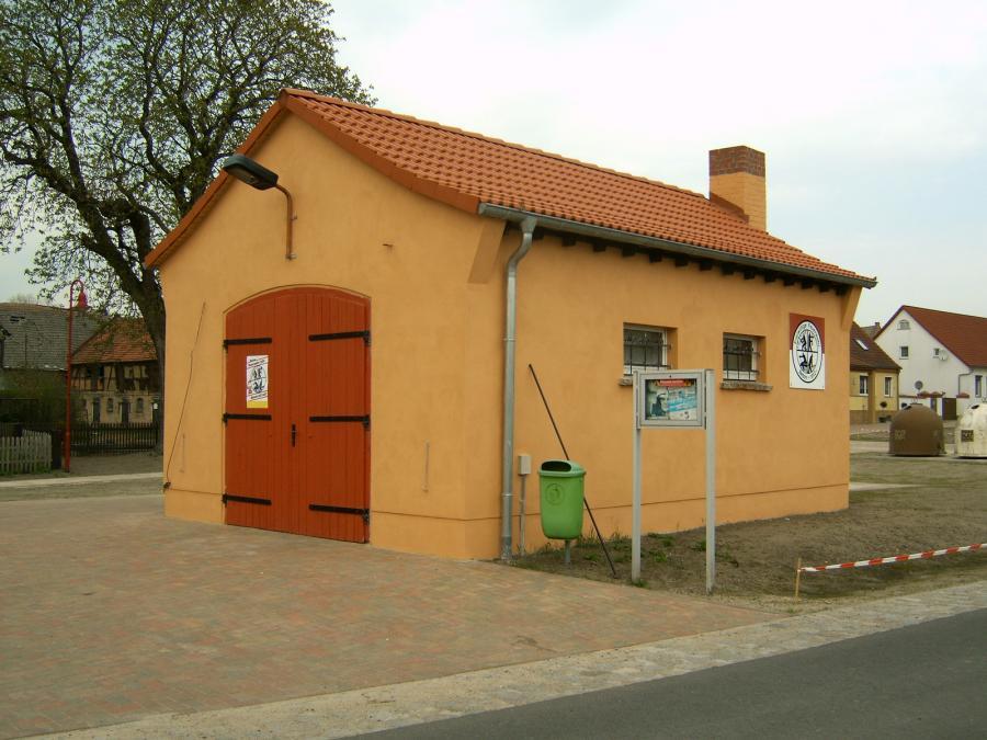 Gerätehaus Betzin
