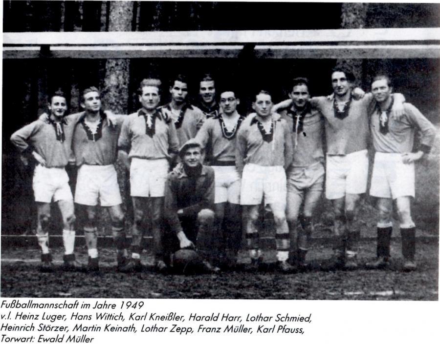 Mannschaft 1949