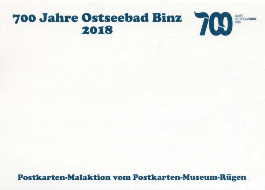 700 Jahre Binz