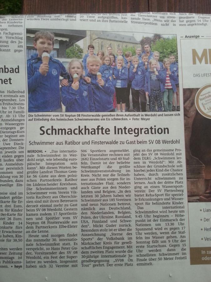 Zeitung Werdohl