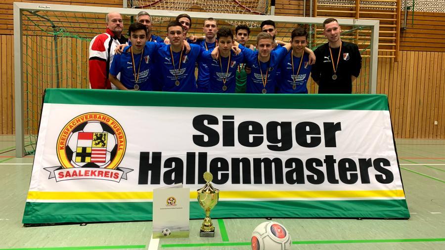Hallenmaster A-Junioren // VfB IMO Merseburg
