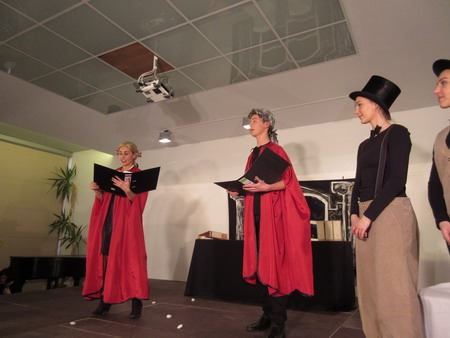 Theaterstück 2016