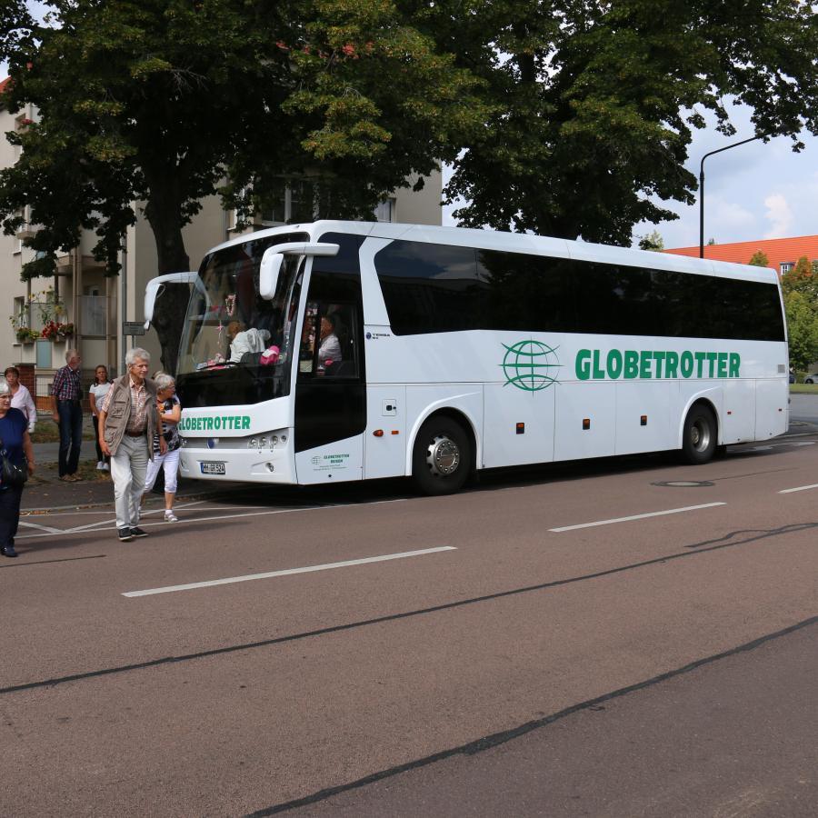 Gemeindefahrt nach Dessau und Wörlitz
