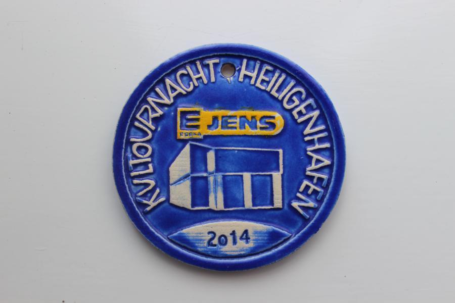 Kult(o)urtaler 2014, gestiftet vom Jens Edeka-Markt