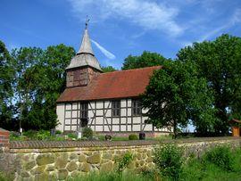 Kirche in Woggersin