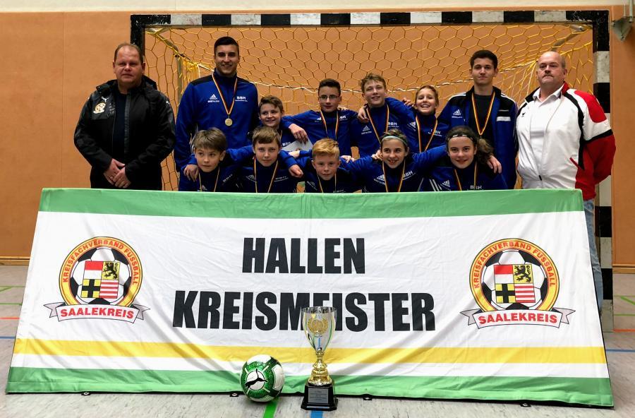 FSV Bennstedt (D-Jugend)