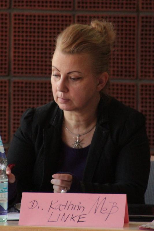 Katrin Meß (LINKE)