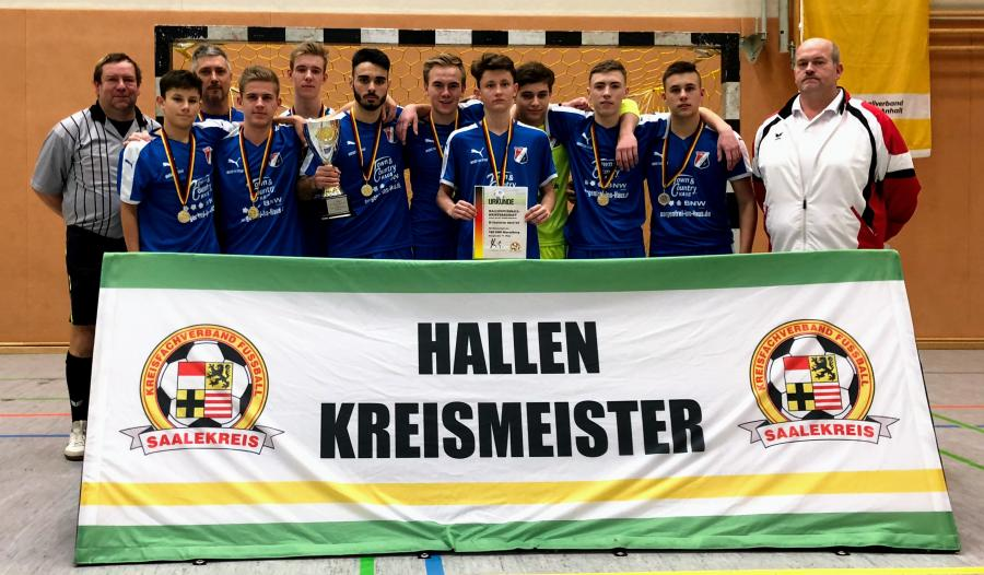 VfB IMO Merseburg (B-Jugend)