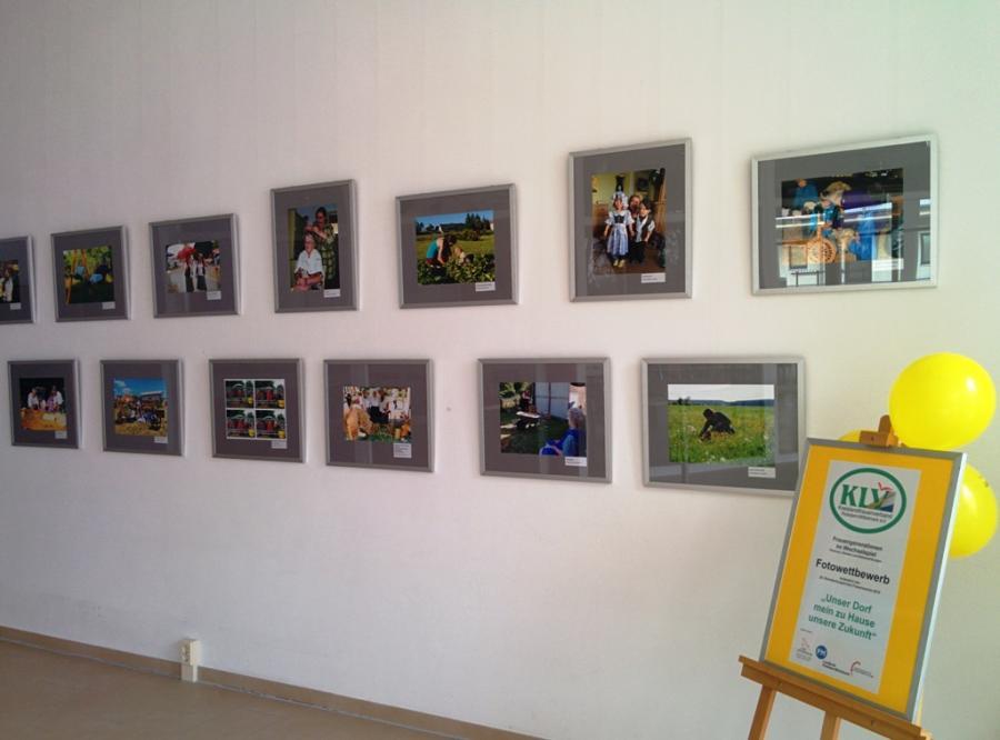 Fotoausstellung in Seddin