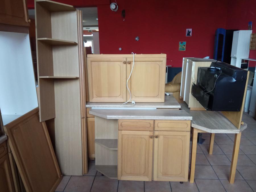 Eckküche Bild 2