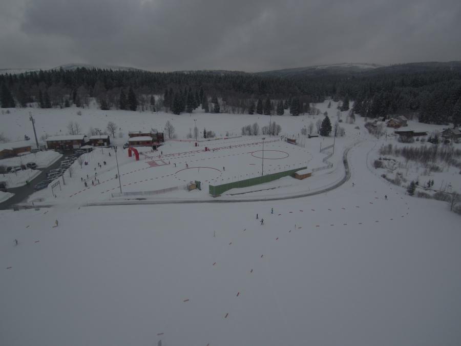 Luftaufnahme Jugendcup Deutschlandpokal 2018/1