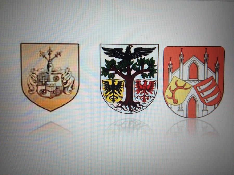 Wappen Kossenblatt, Fürstenwalde/Spree, Beeskow