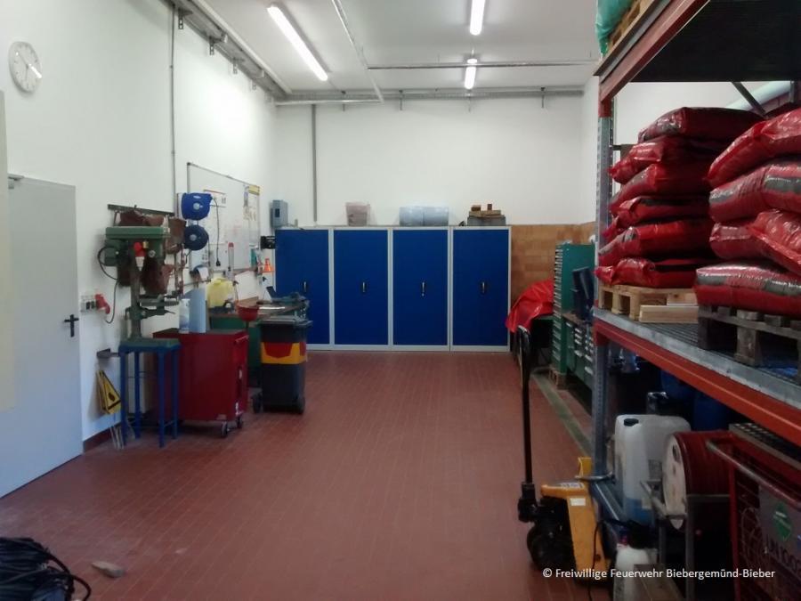 Werkstatt der Fahrzeug- und Gerätewarte 2