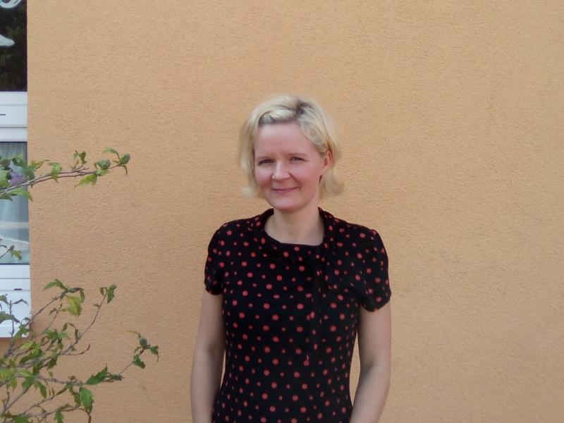 Klassenlehrerin Frau Pallut