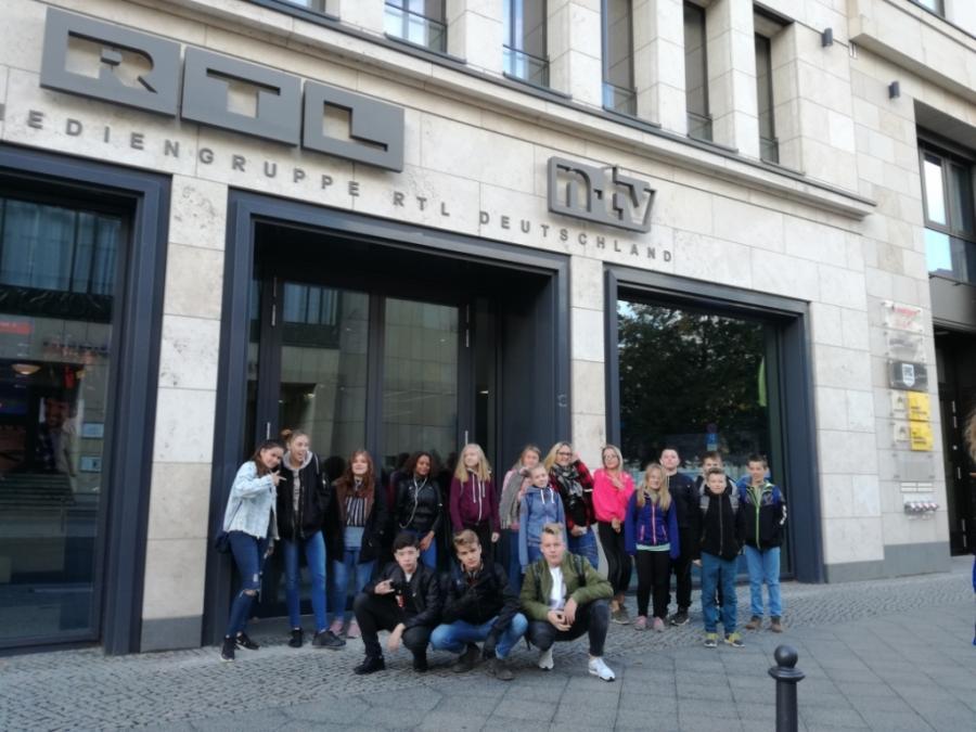 Besuch bei RTL II