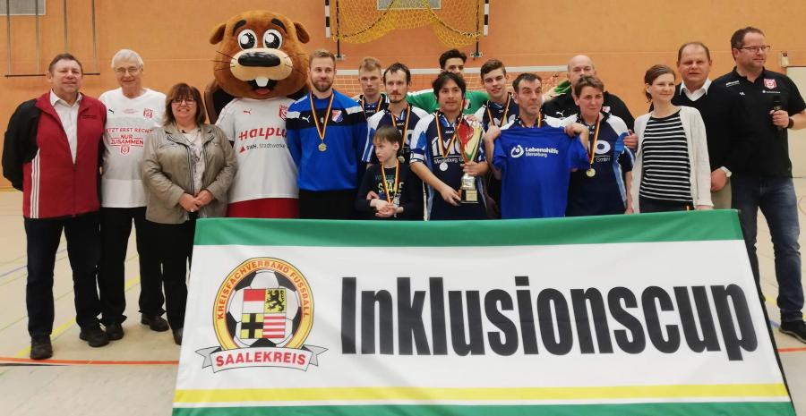 Turniersieger // 4. Inklusionscup