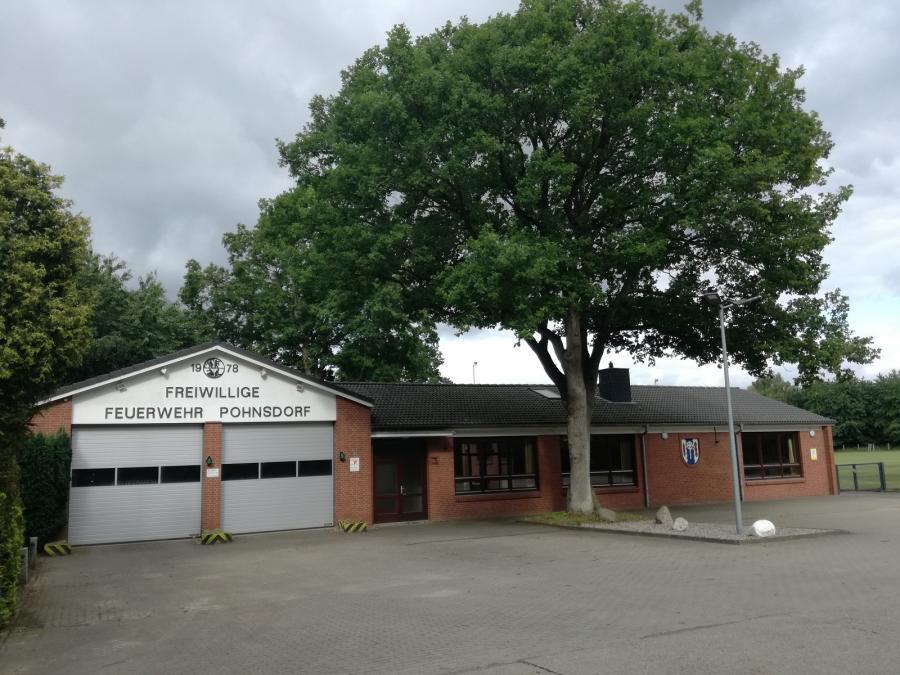Dorfgemeinschafts- und Feuerwehrgerätehaus