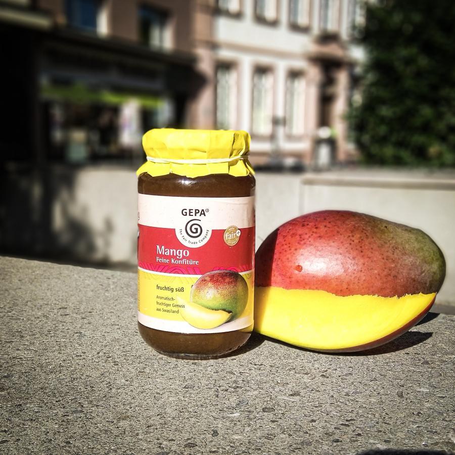Mango feine Konfitüre