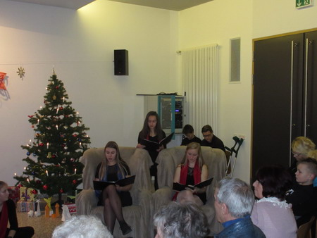 Weihnachtsfeier 2918