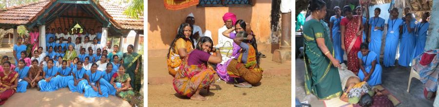 Impressionen vom Spenden-Projekt Indienhilfe Trippstadt e.V.