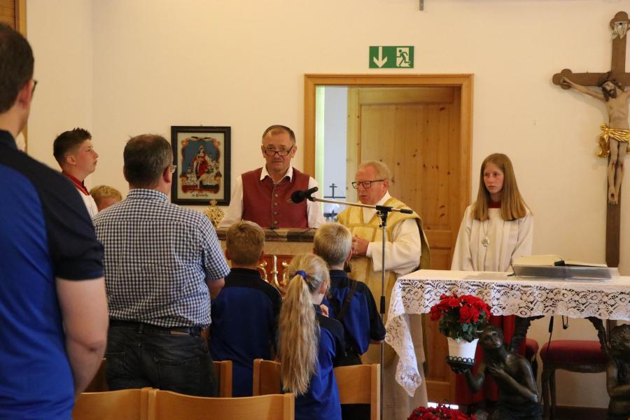 Festgottesdienst 90 Jahre TSV Blaibach