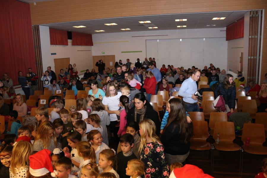 2018 TSG Kinderweihnachtsfeier