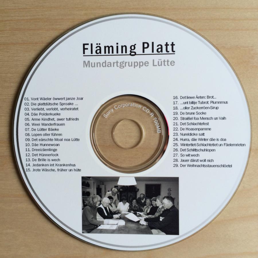 CD Lütter Platt