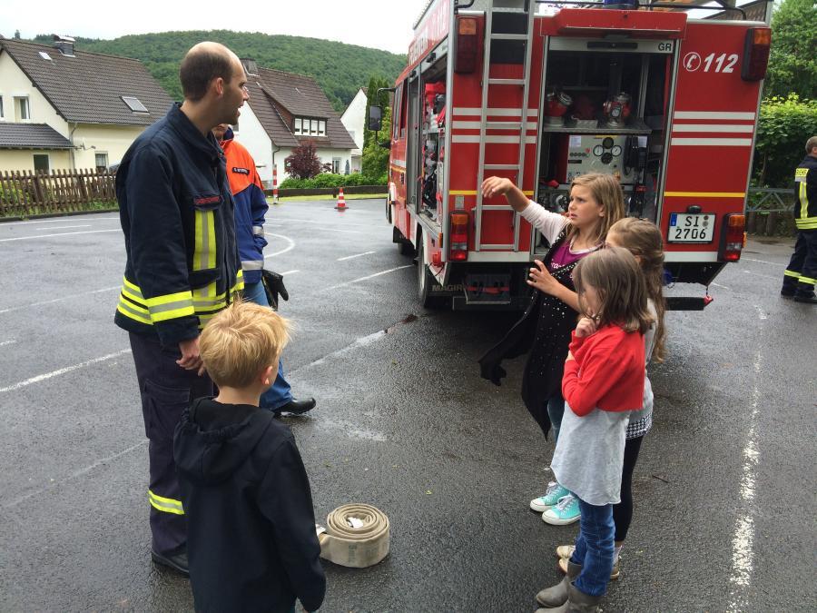 Sommerfest Feuerwehr