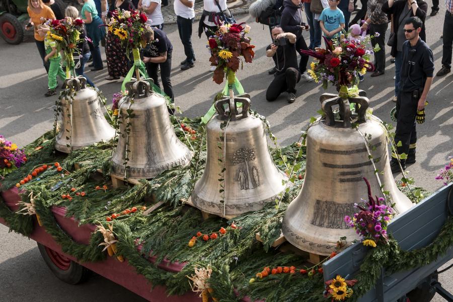Die neuen Glocken
