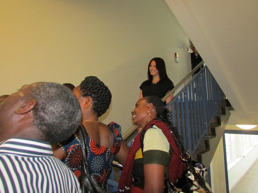 afrikanischer Besuch2