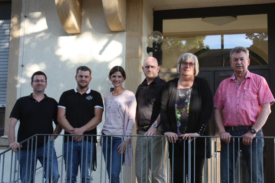 Ortschaftsrat Rußheim