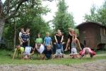 Ballöner Jugendcamp Landung