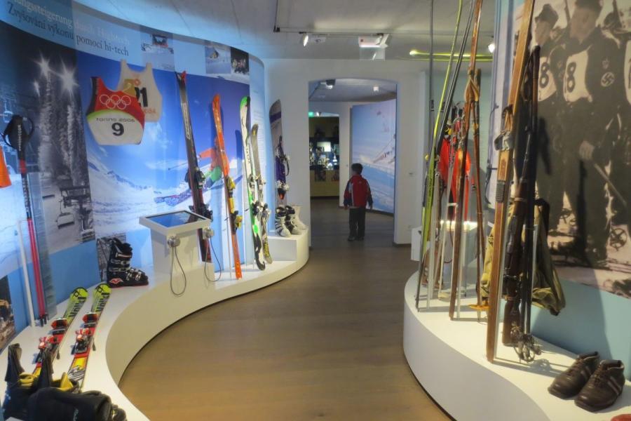 NaturparkWelten- Skimuseum