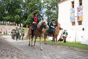 Reiter Festungsspektakel 2016 Foto Museum OSL