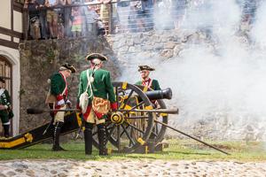 Kanonenschuss_IMG_5057 Festungsspektakel 2016 Foto Museum OSL