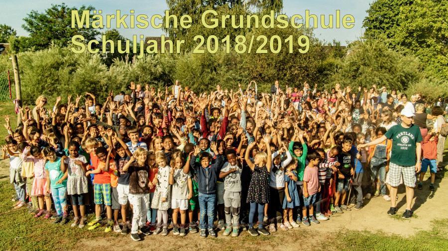 Schulfoto 2018 - 2019
