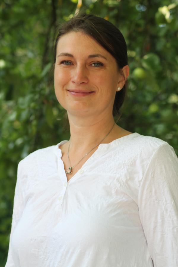 Patricia Miller, Gruppenleitung Schäfchen