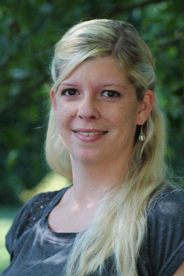 Melanie Peter, Gruppenleitung Sonnenblumen
