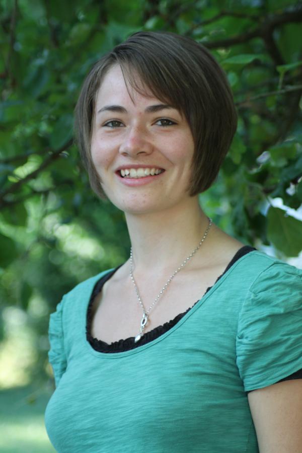 Diana Schmid, Gruppenleitung Hasen