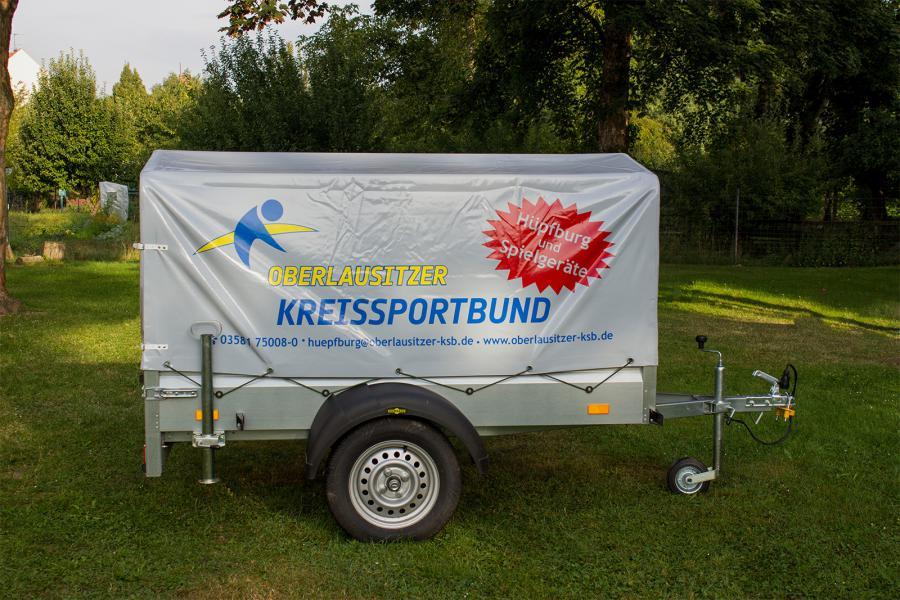Hüpfburg - Hänger