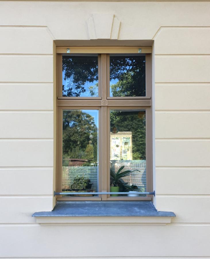 aufgearbeitete Fenster