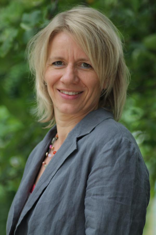 Claudia Kutscher, Kindergartenleitung