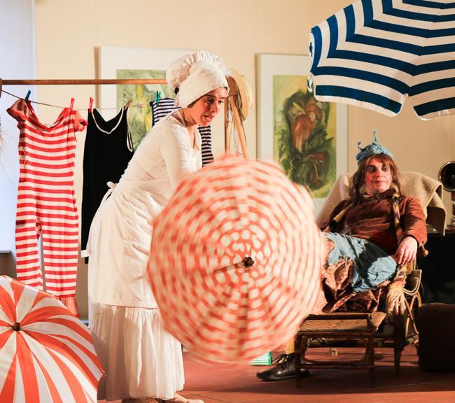 IMG_6230  Hexe Henriette und Köchin Suppengrün  Foto_Museum OSL