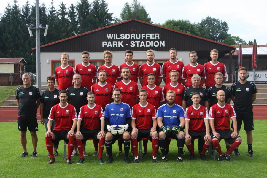 1. Männermannschaft 2017-18