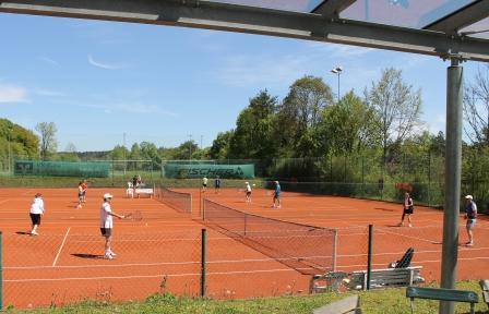 Tennis-Saisoneröffnung 2017