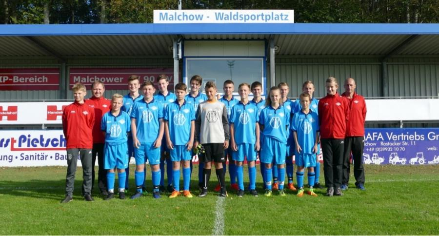 C-Jugend Mannschaft