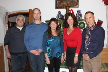 Jahreshauptversammlung 2017 - Vorstandschaft