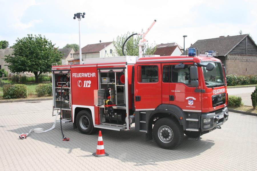 Tanklöschfahrzeug 4000 Staffel